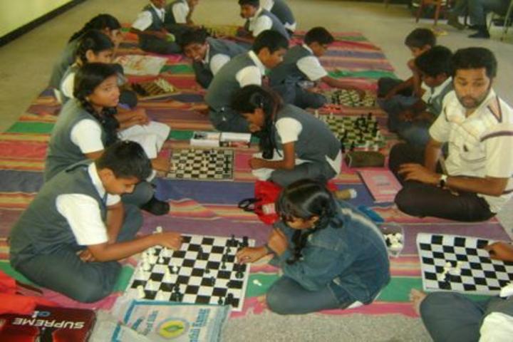Hari Vidyalaya-Indoor Games