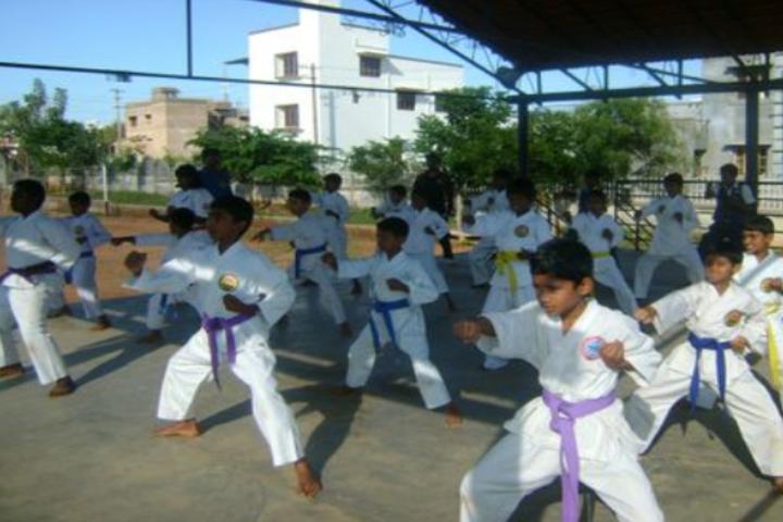 Hari Vidyalaya-Karate