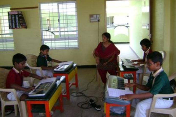 Hari Vidyalaya-Music Class