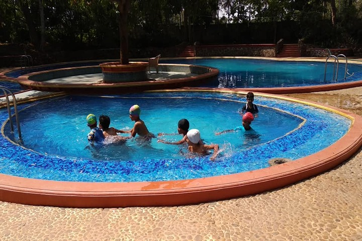 Hari Vidyalaya-Swimming Pool