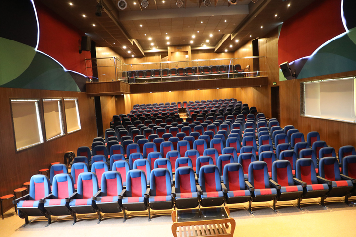 Harsha International Public School-Auditorium
