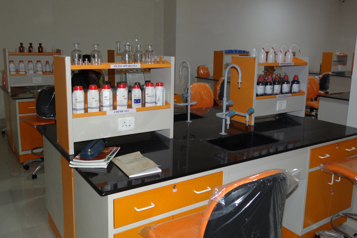 Harsha International Public School-Chemistry Lab