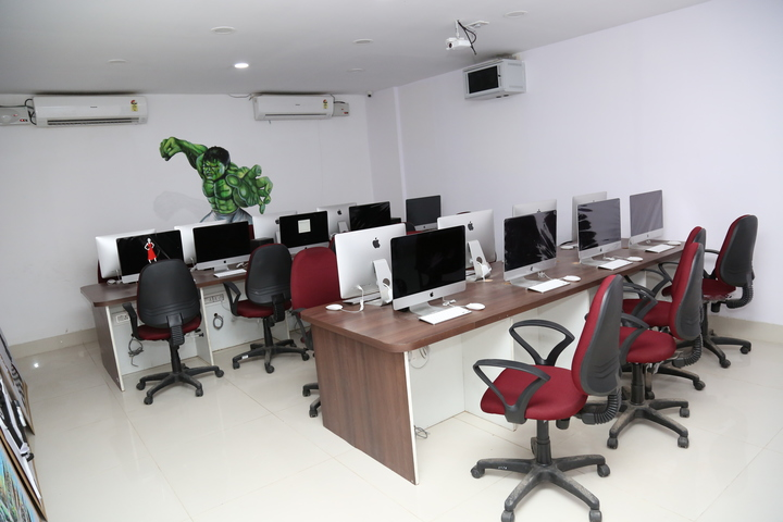 Harsha International Public School-IT Lab