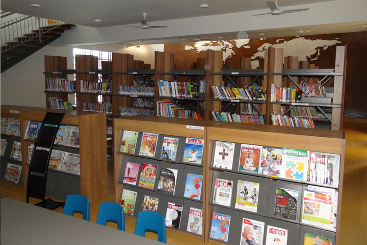Harsha International Public School-Library