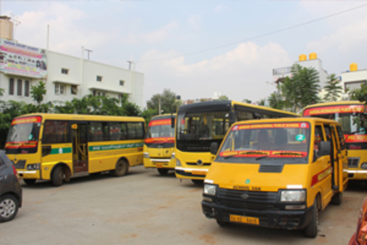Harsha International Public School-Transport