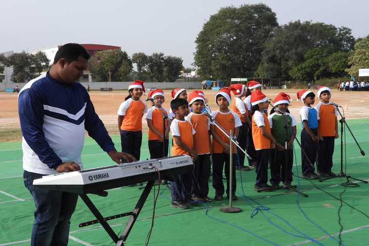 Harvest International School-Christmas Celebration