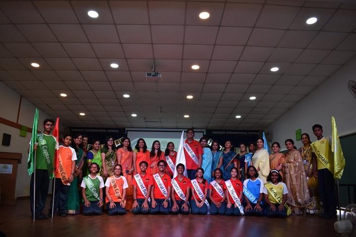 Harvest International School-Investiture Ceremony