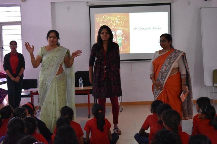 Harvest International School-Workshop