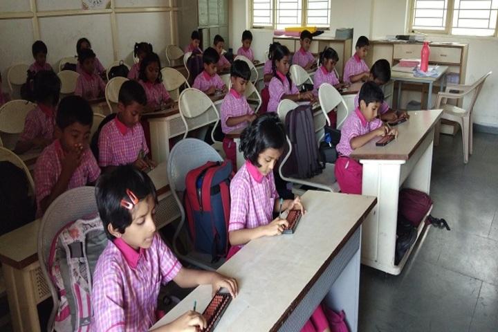 Harward International School-Classroom