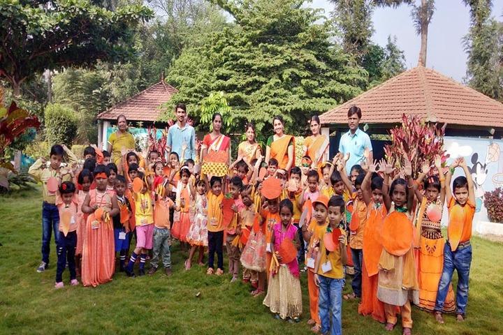 Harward International School-Activity