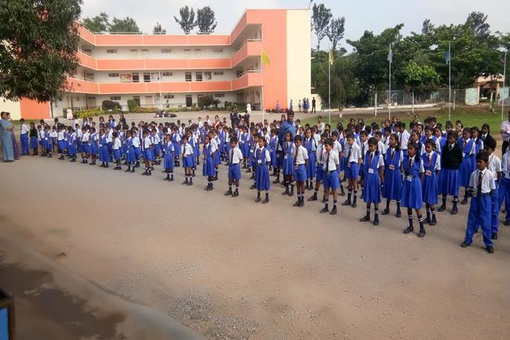 Harward International School-Assembly