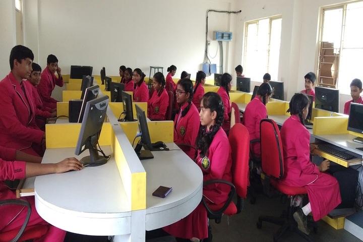 Harward International School-Computer Lab