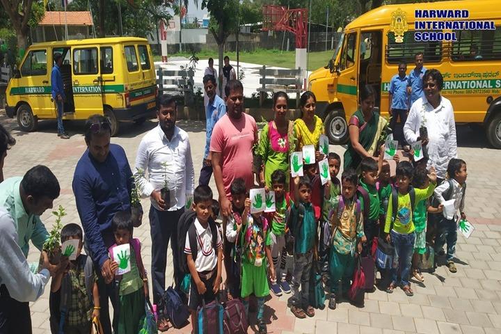 Harward International School-Environmental Day