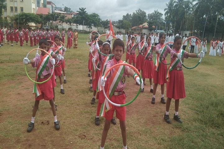 Harward International School-Independence day