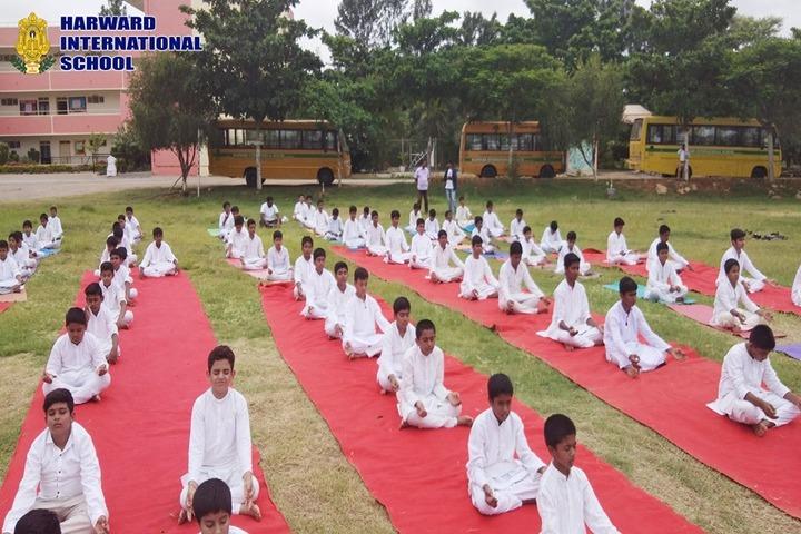 Harward International School-Yoga