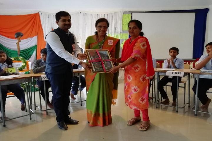 Hassan Public School-Prize Distribution