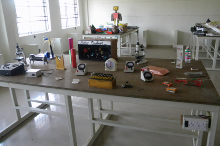 Hassan Public School-Physics Lab