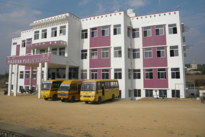 Hassan Public School-Transport