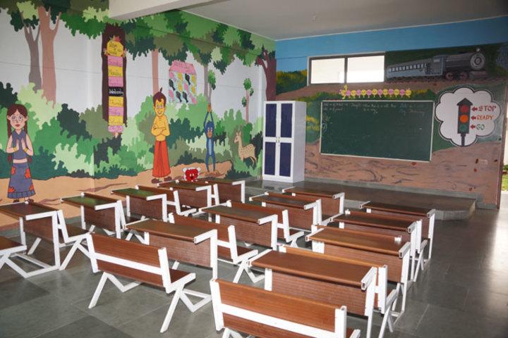 HKS  International School-Classroom