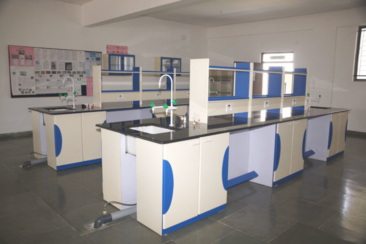 HKS International School-Chemistry Lab