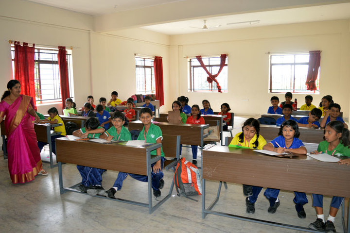 HKS International School-Kids Room