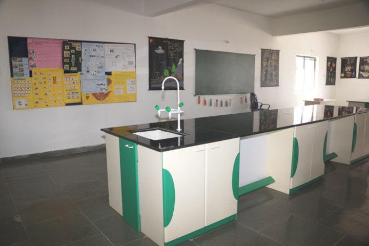 HKS International School-Physics Lab