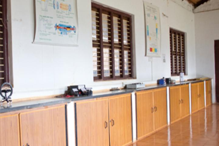 Hongirana School Of Excellence-Physics Lab