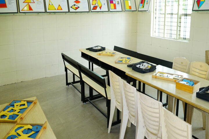 Huda Public School-Maths Lab