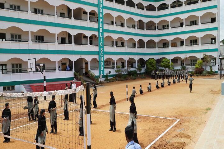 Huda Public School-Playground