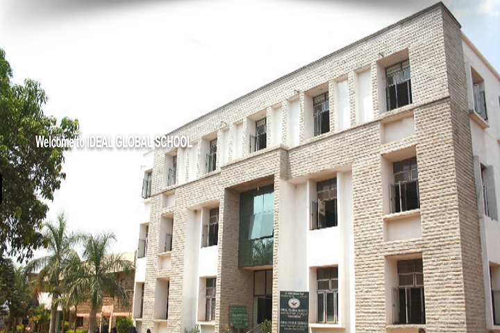 Ideal Global School-Campus View