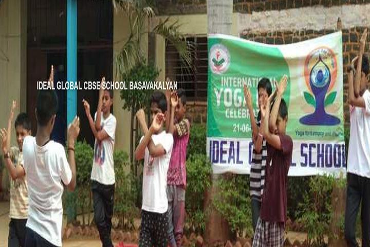 Ideal Global School-Karate