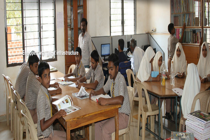 Ideal Global School-Library