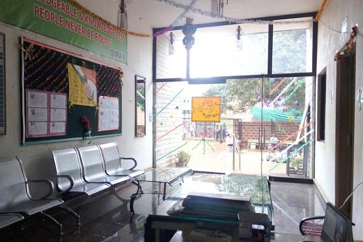 Ideal Global School-Reception-Room