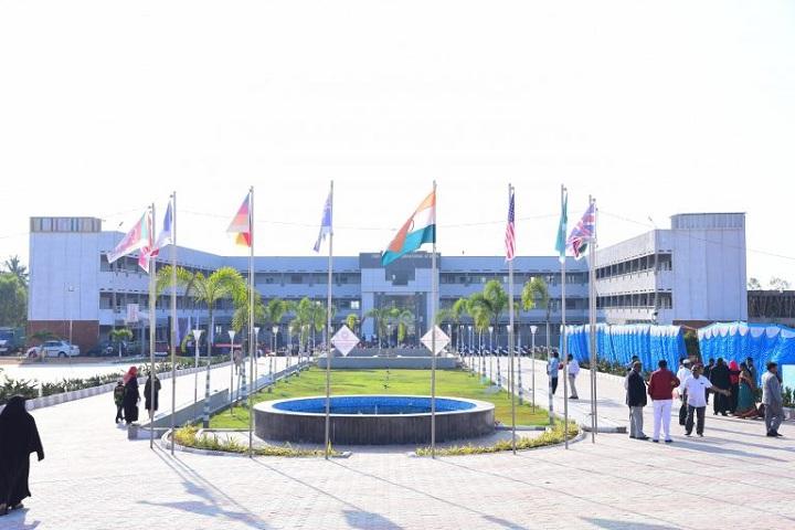Indo Sunrise International School-School View