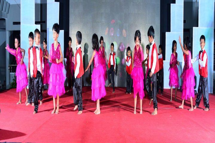 Indo Sunrise International School-Dance