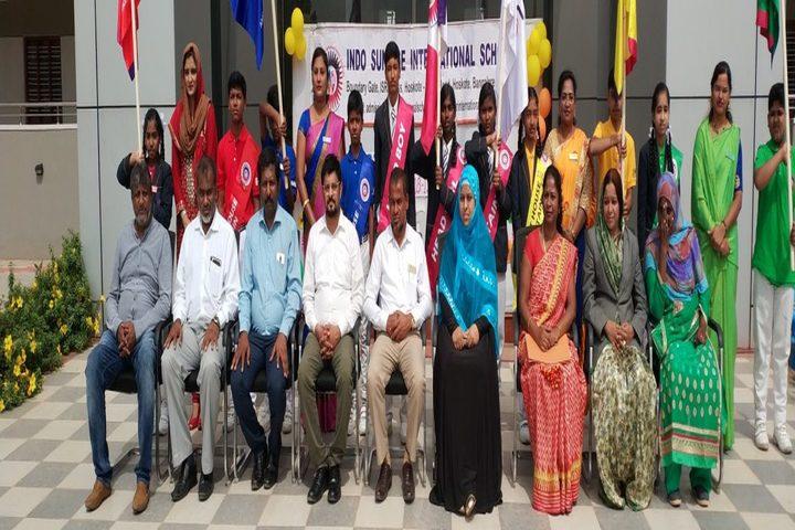 Indo Sunrise International School-Investiture Ceremony