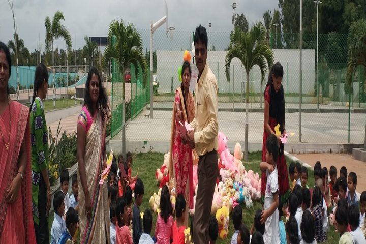 Indo Sunrise International School-Kids Activity