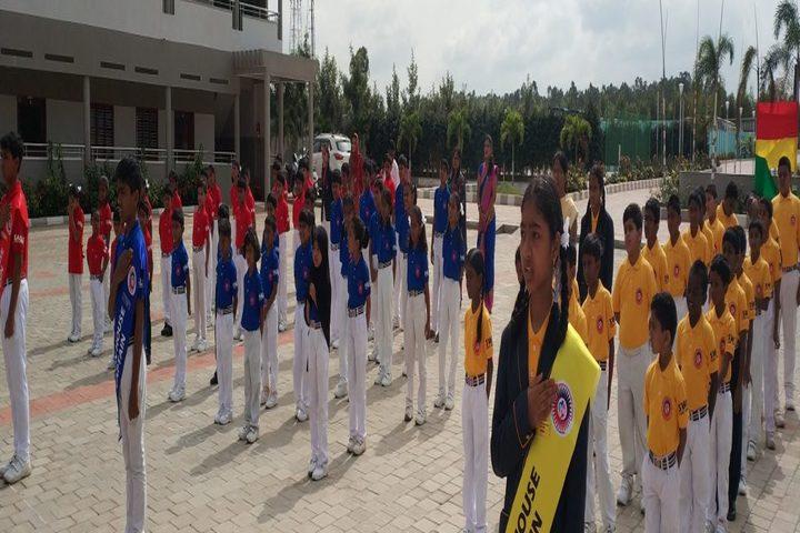 Indo Sunrise International School-School Activity