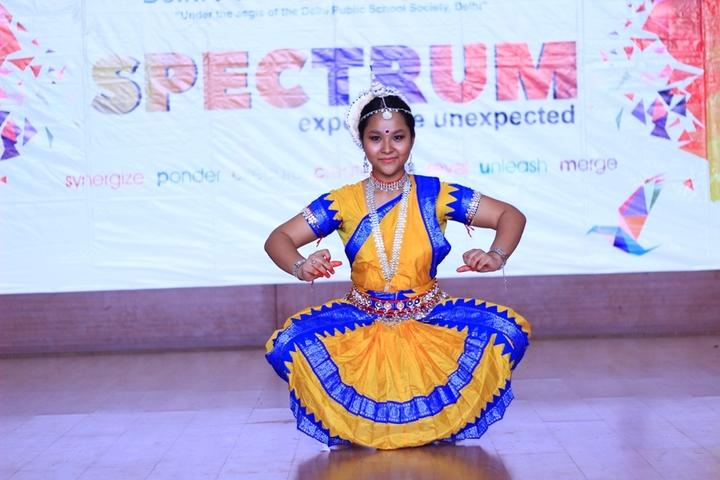Delhi public school - cultural fest