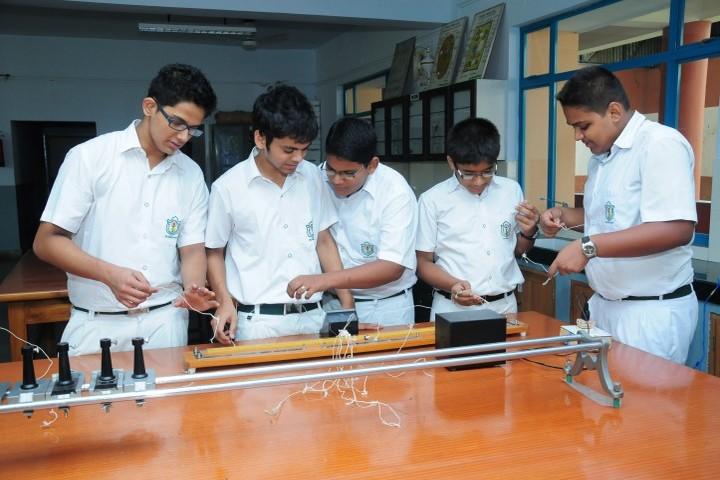 Delhi public school - lab