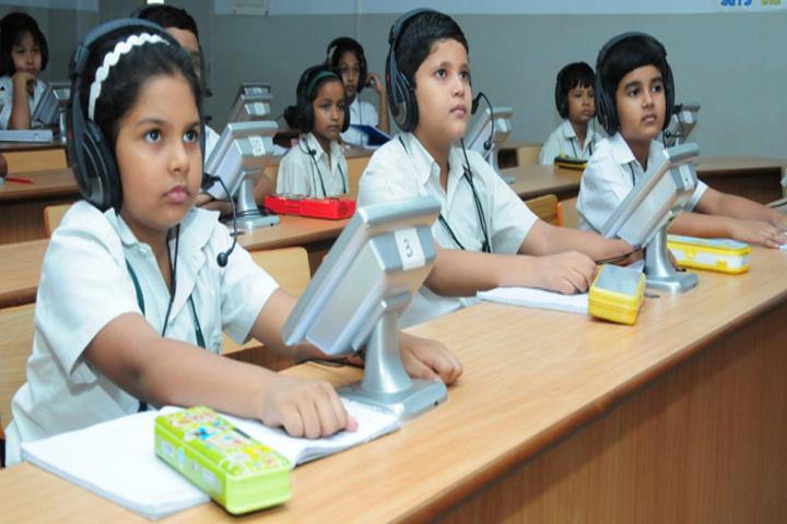 Delhi public school - language lab