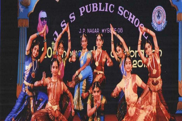 J S S Public School-Cultural Event