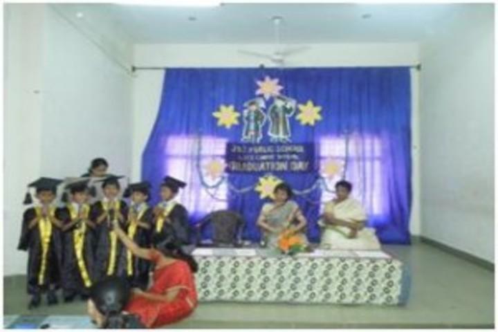 J S S Public School-Graduation Day