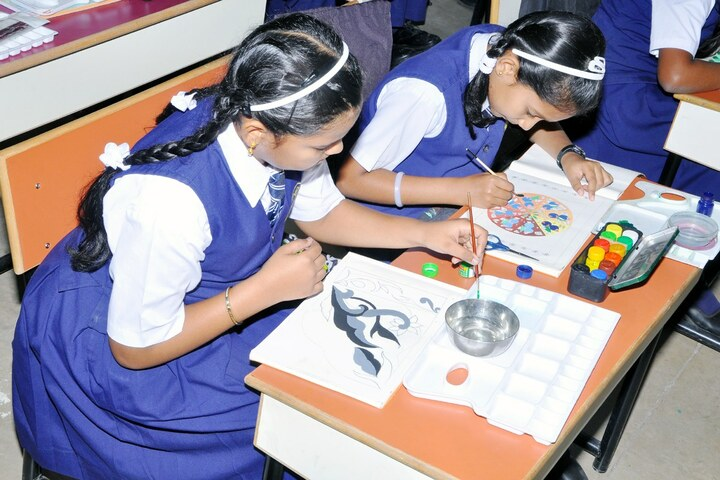 J S S Public School-Art