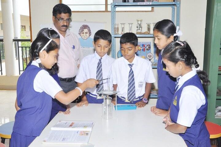 J S S Public School-Biology Lab