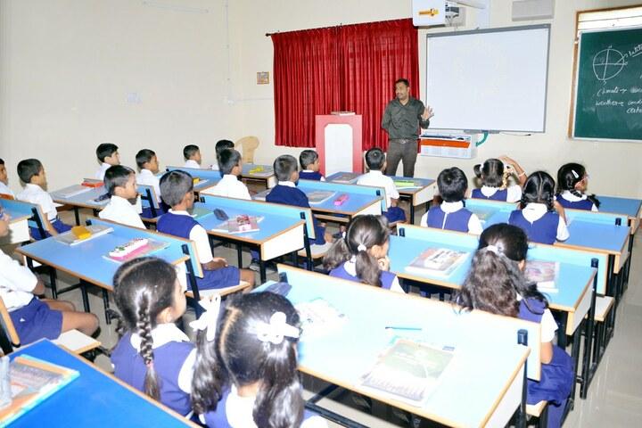 J S S Public School-Classroom