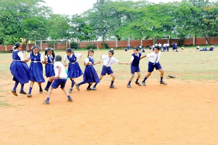 J S S Public School-Games