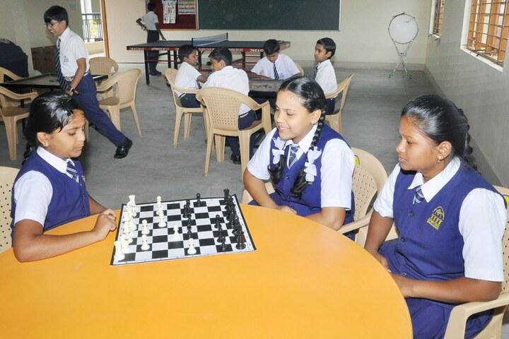J S S Public School-Indoor Games