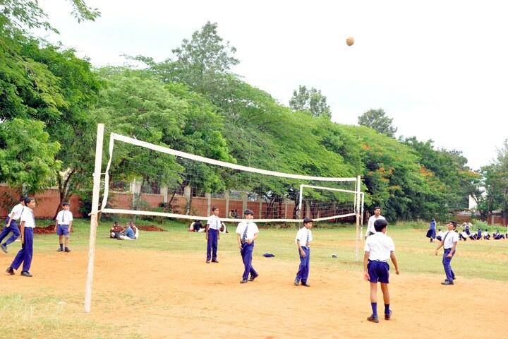 J S S Public School-Sports