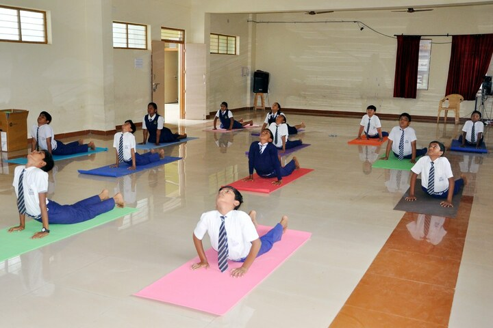 J S S Public School-Yoga